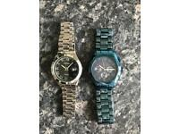 Two watches