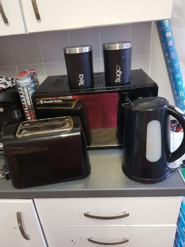 Microwave kettle set