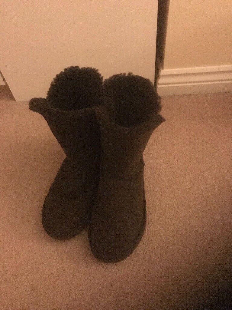 Brown Dije 'ugg' boots   in East Kilbride, Glasgow   Gumtree