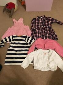 6-9 months girls clothes bundle/separate