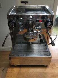 Alex Duetto Dual Boiler Coffee Machine