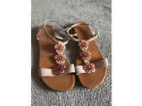 Women's M&S sandals size 7/8