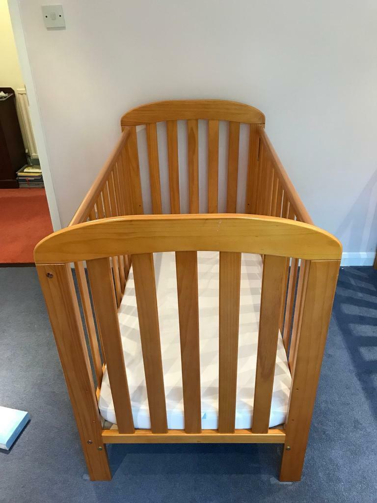 2 x Anna East Coast Nursery Wooden Cots | in Marlborough, Wiltshire ...