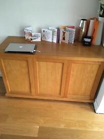 Living room 3 cabinet custom made unit
