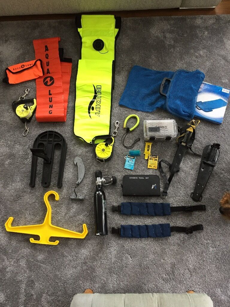 Miscellaneous diving accessories