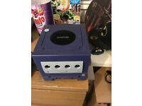 Nintendo Gamecube and gameboy player
