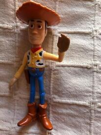 Woody, Toy Story Figure