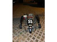 Honda gsx 160cc go kart