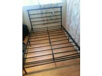 Double bed with mattress , £90