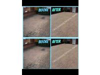 Gutter and driveway cleaning