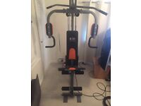 Multi gym, £75. Very good condition.