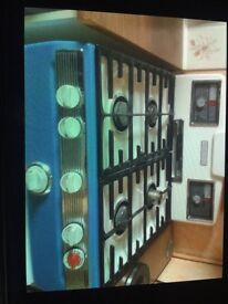 Vintage Parkinson Cowan Prince Magitrol Unversal 3 freestanding cooker