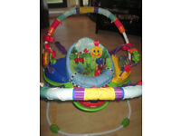 BABY EINSTEIN ACTIVITY CENTRE (LIKE A JUMPEROO)
