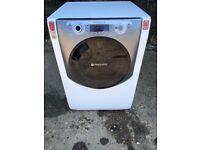 Hotpoint AQ113F497E 11kg 1400 Spin Washing Machine in White #4833
