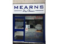 part time ironer required in busy shop