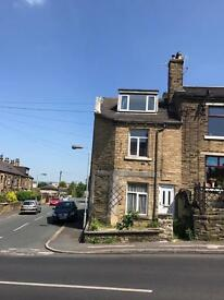 3 bed flat to rent Shipley