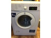 Indersit 9 kg washer in very good condition