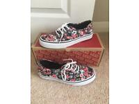Vans limited edition trainers
