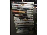 40 Xbox 360 games