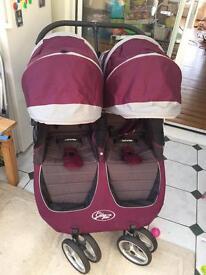 Babyjogger City Mini Double Pushchair / Pram