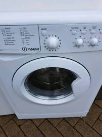 😎Indesit 6+5 kg washer n dryer been serviced warranty n free delivery n connect it