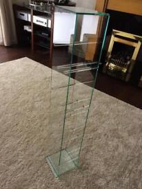 Greenapple glass cd, Blu-ray or dvd holders