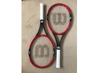 Wilson ProStaff 97LS Tennis Rackets. Grip 2. Fabulous Condition