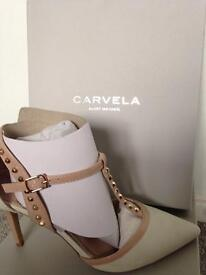 Size 6 ladies carvela, Kurt Geiger