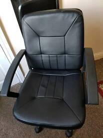 Cheap leather chair