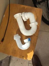 Sink pipe joint £5