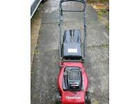 Mauntfield lawnmower