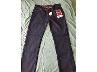 W34 L31 blue jeans