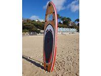 Sport Paddleboard SUP paddle board Surf Shack @Cobb's Quay Marina Poole