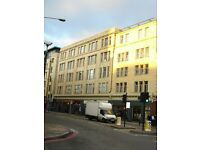 Commercial Street (E1) Co-working space, comfortable, great location