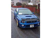 Subaru uk300 prodrive