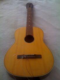 Rare Musima Classical acoustic guitar for sale