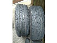185 55 14 tyres in West London Area