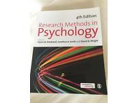 Research Methods in Psychology (4th Edition)