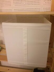 3x IKEA STORAGE BOXES / HOUSE CLEARANCE SALE