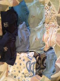 Boy vests 18-24 months
