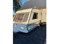 Abbey vogue 2 berth with motor-mover