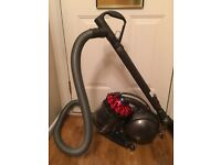 Dyson dc39 ball pull along cylinder hoover