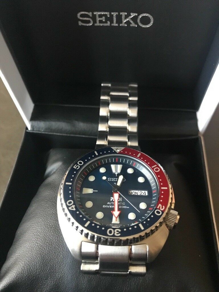 Seiko Padi Pepsi Turtle In Nottingham Nottinghamshire Gumtree