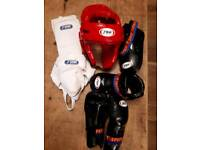 Complete Kick Boxing Outfit (junior)