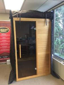 Water proof insulated canvas sauna cover in stock on sale $499.99