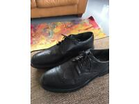 Barbour Size11 men's Brogues