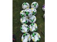 10 brand new mitre delta hyperseem EFL footballs
