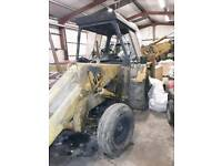 JCB 3C international 885xl john deere 2140 quickie loader