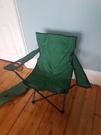 2 new camping chairs