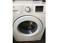 Samsung eco bubble 8 kg timer display new model washing machine